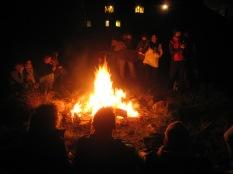 Soirée feu de camp 1