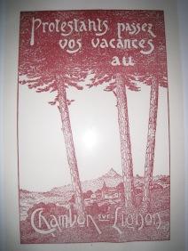 """Archive """"Tourisme en Pays Velave"""""""